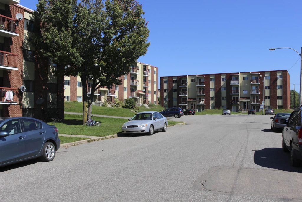 Complexe locatif de Boucherville - Trois-Rivières - Société Nicolyn